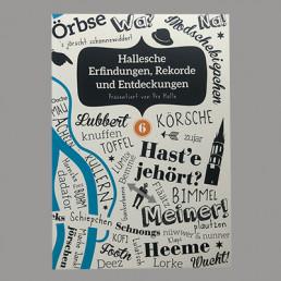 Cover Hallesche Erfindungen, Rekorde und Entdeckungen Band 6